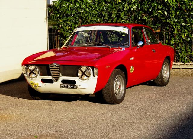 ALFA ROMEO GT 1300 Junior Corsa on alfa romeo sportiva